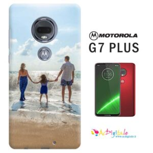 Cover personalizzate per Moto G7 Plus