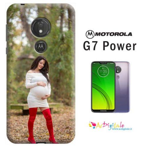 Cover Personalizzate per Moto G7 épwer