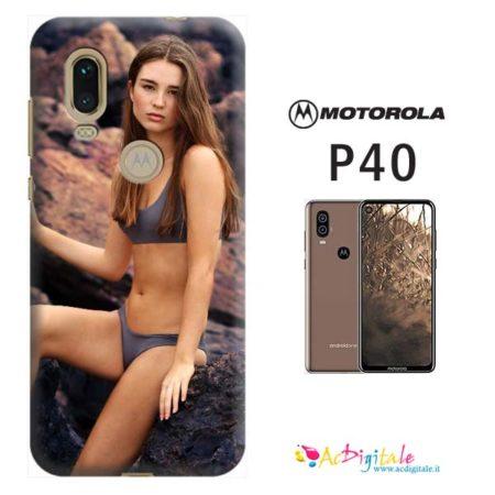 Cover personalizzate per Motorola P40