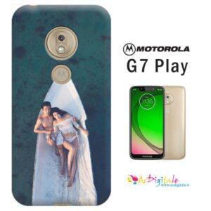Cover morbide personalizzate per Moto G7 Play