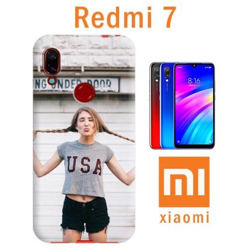 cover personalizzata Redmi 7