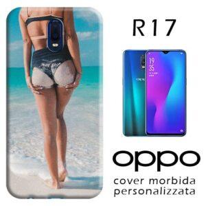 Cover Personalizzata per Oppo R17