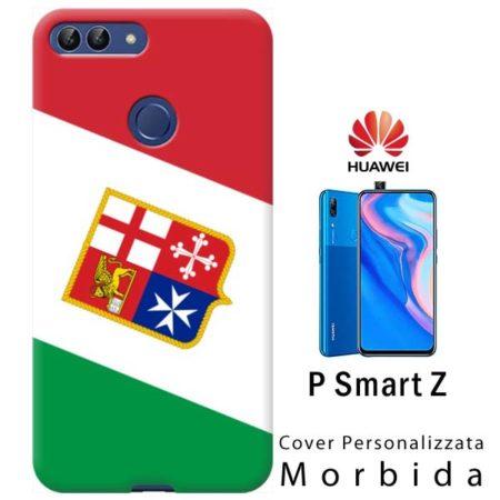 cover personalizzata per P Smart Z Huawei