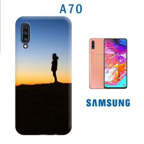 cover mrobida personalizzata per Galaxy A70