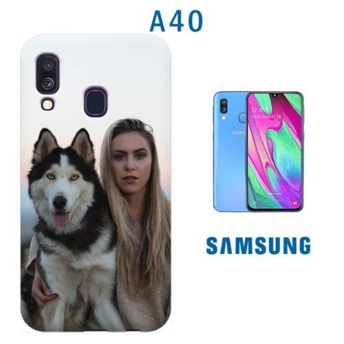 Cover Personalizzata galaxy A40
