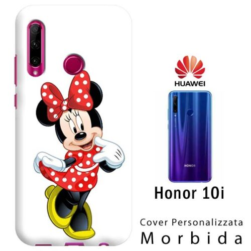 cover personalizzate per Honor 10i