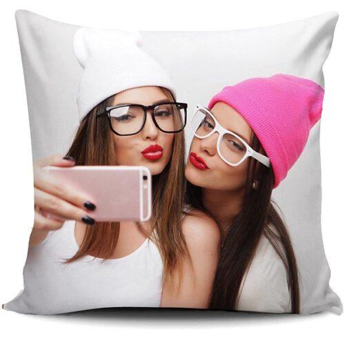 Cuscino 50x50 personalizzato con foto