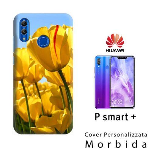 cover personalizzate per Huawei P smart plus