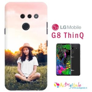 Cover Personalizzate Lg G8 ThinQ