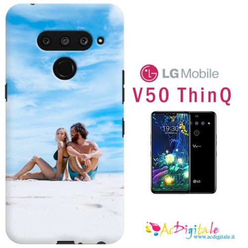 Cover personalizzate per Lg V50 ThinQ 5G
