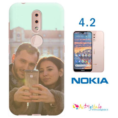 Cover morbide personalizzate per Nokia 4.2