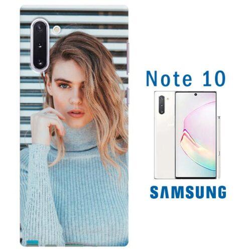 Crea online cover personalizzata Note 10
