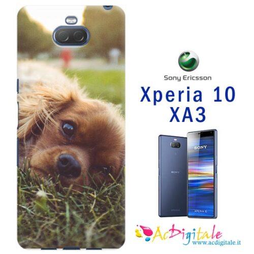 cover personalizzata Sony-Xperia-10-XA3