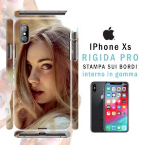 cover personalizzata per iPhone XS Pro