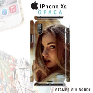 iphone xs cover rigida opaca