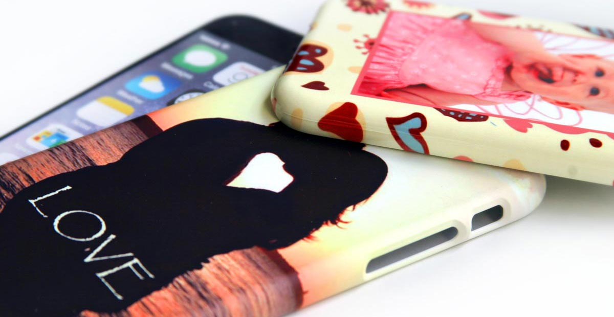 iPhone cover rigide personalizzate