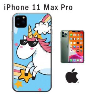 Crea cover personalizzata morbida per iPhone 11 Max Pro