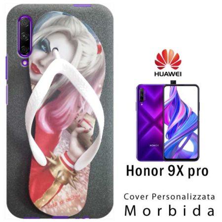 Crea online splendide cover personalizzate per Huawei Honor 9x pro