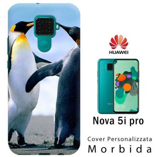 cover personalizzata Nova 5i Pro
