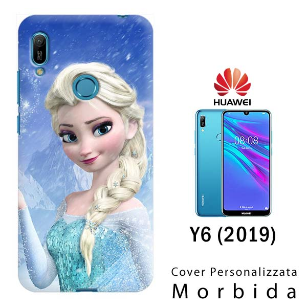 cover huawei y6 2018 personalizzate