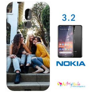 Cover e custodie perssonalizzate per Nokia 3.2