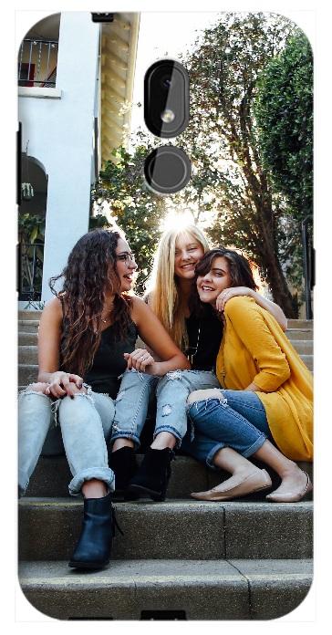 cover nokia 3.2 personalizzata con foto di amiche