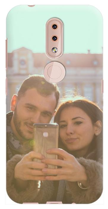 cover personalizzata con foto di coppia per Nokia 4.2