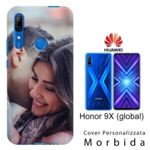 cover personalizzata honor 9x global