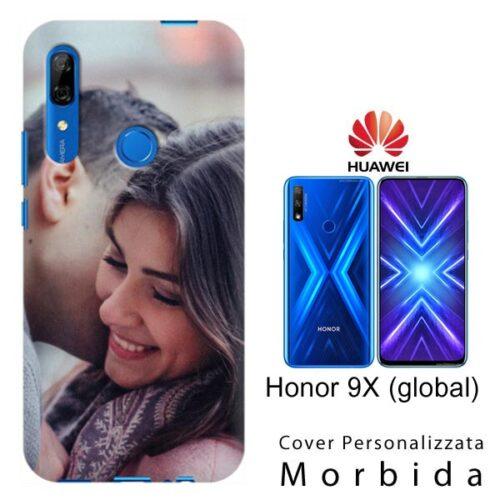 cover personalizzata honor 9x global