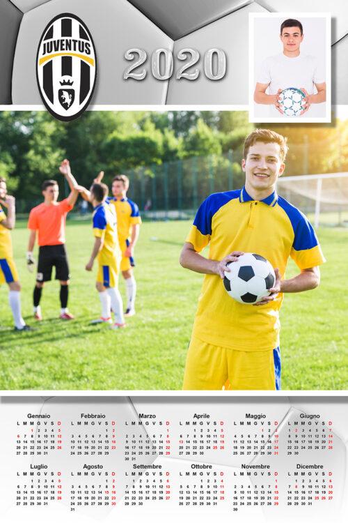 juventus calendario personalizzato calcio