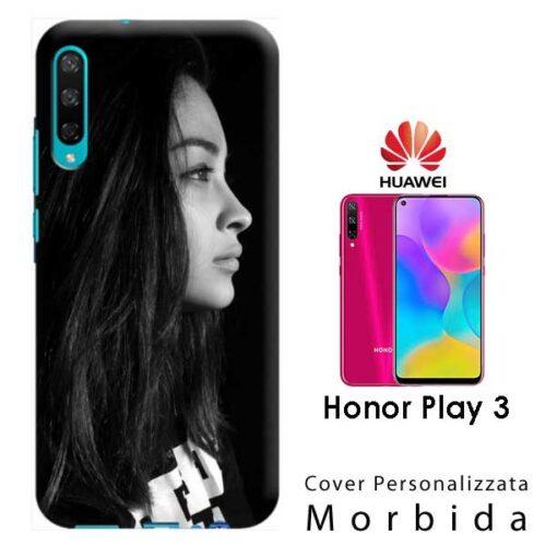 cover personalizzata Honor play 3