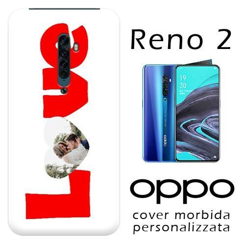 cover personalizzata reno 2 oppo