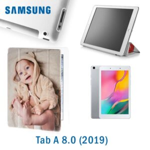 smart cover personalizzata galaxy Tab A 8_0 2019