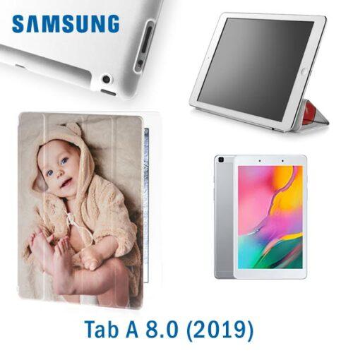 smart cover personalizzata galaxy Tab A 8_0 2019