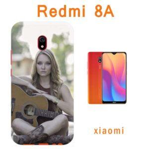 cover personalizzata redmi 8a