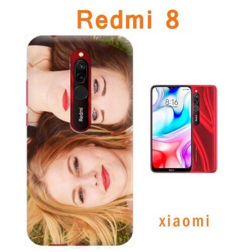 redmi 8 cover personalizzata