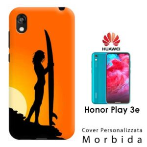 cover personalizzata honor play 3e
