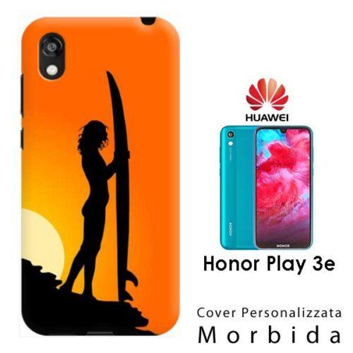 cover personalizzata honor play 3e