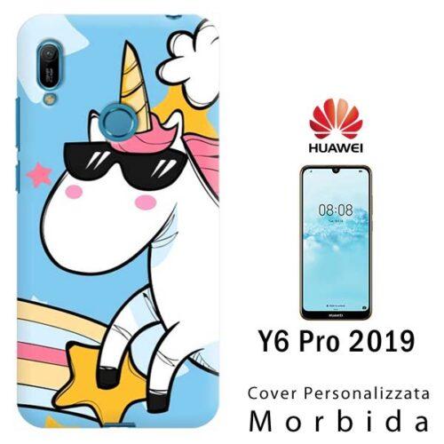 cover personalizzata Y6 Pro 2019