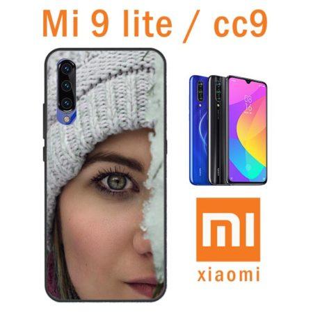 cover personalizzata xiaomi mi 9 lite / cc9