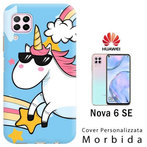 cover personalizzata Huawei Nova 6 se