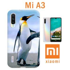 Cover personalizzata Xiaomi Mi A3 morbida
