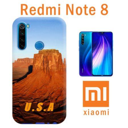 Cover personalizzata redmi note 8