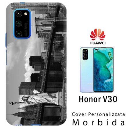 cover personalizzata honor V30