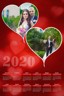 calendari love 2021