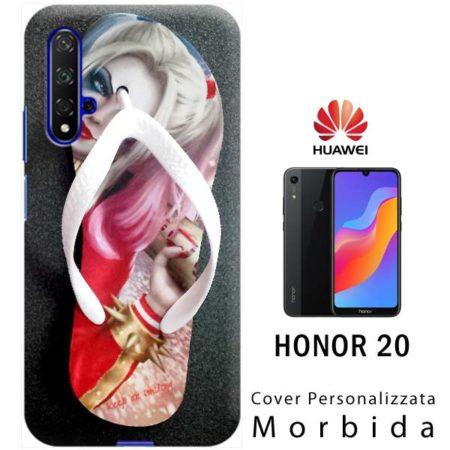 cover personalizzata honor 20