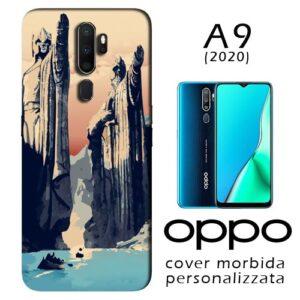 Cover personalizzata Oppo A9 (2020)