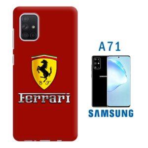 cover personalizzata galaxy A71