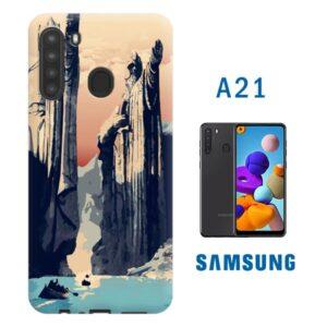 Cover personalizzata Galaxy A21