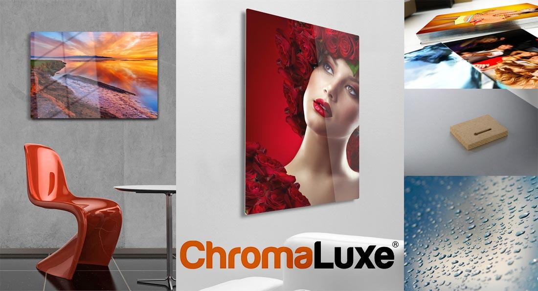 Stampa Foto su ChromaLuxe